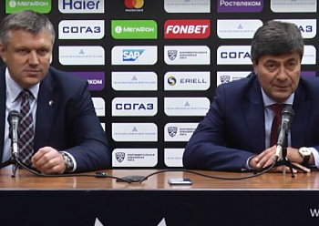 "Vyacheslav Butsayev: ""At some point today, we forgot that the game consists not only of attack, but also defense."""