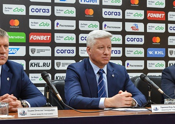 Vyacheslav Butsayev: «Our team fought to the very end»