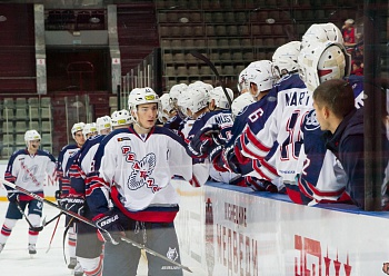«REAKTOR» GOT 4 POINTS AFTER TWO GAMES IN TYUMEN